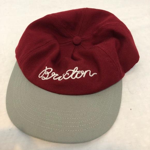 1f563cad8b5 Brixton Accessories - Brixton Hat✨